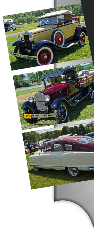 Membership into the Rolling Antiquers Old Car Club